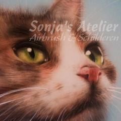 Sonjas-Atelier-Airbrush-Schilderen-Dieren-06